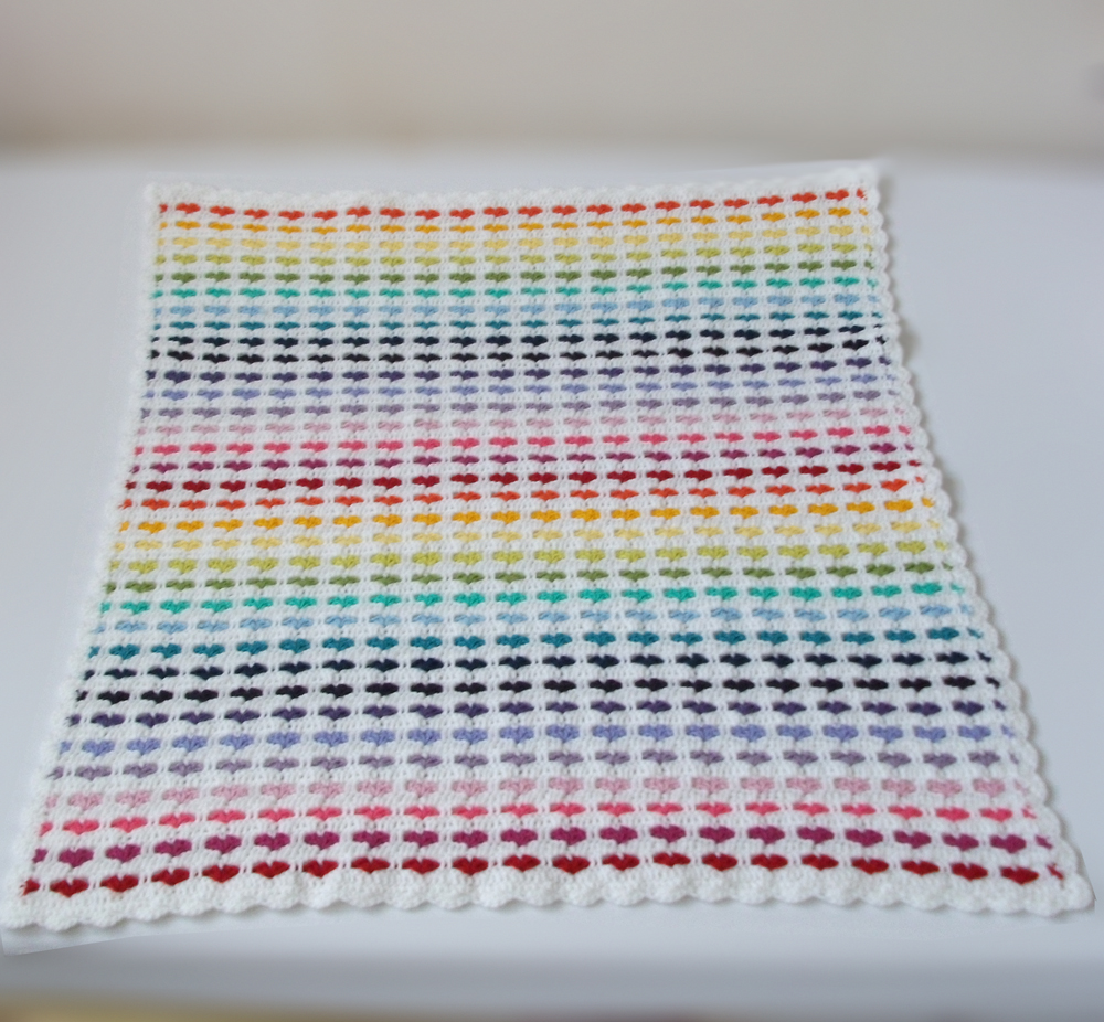 Pattern hearts blanket charami english i bankloansurffo Images